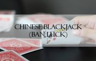 Chinese blackjack